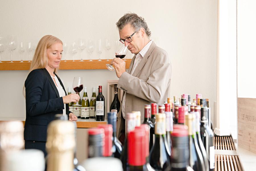 Kristin Leinemann und Heinz-Josef Klaeren