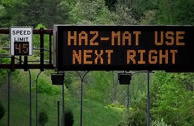 Danger explosive gas metal outdoor sign long-lasting