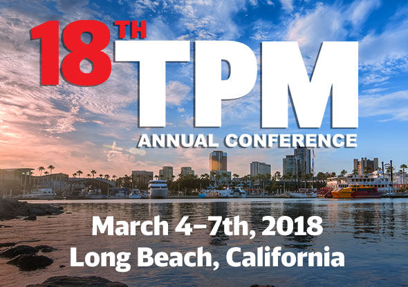 TPM 2018 in Long Beach, CA