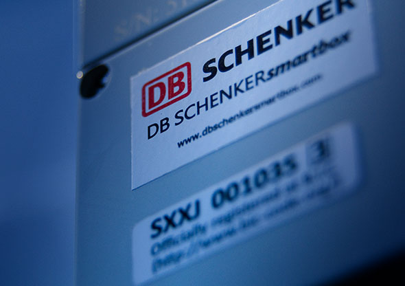 DB Schenker smartbox