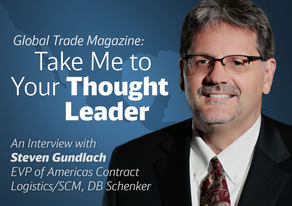 Steve Gundlach, 3PL Thought Leader