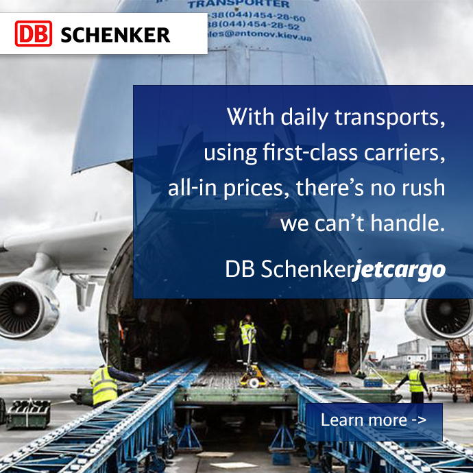 The Top 10 Freight Airports in the US – DB Schenker