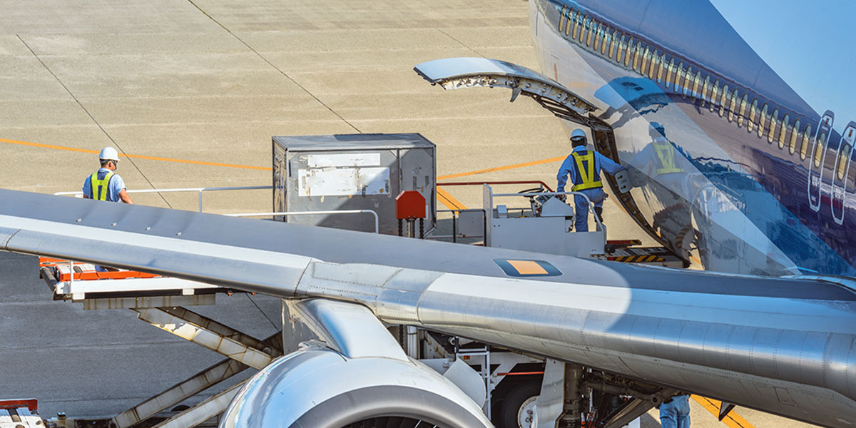 Managing Air Freight In A Shifting Transportation Environment Db Schenker